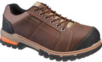 HYTEST 10081 Men's, Brown, Steel Toe, EH, Casual Oxford