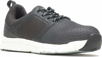 HYTEST 11500 Alastar XERGY, Men's, Black, Nano Toe, SD, Casual Oxford