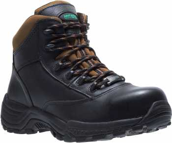 HYTEST 12170 Stout, Men's, Black, Comp Toe, EH,WP, Non-Metallic Hiker