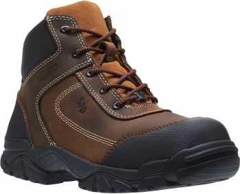 HyTest 12441 Brown Composite Toe, Static Dissipating Men's Hiker