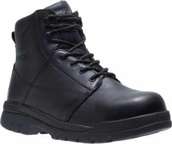 HYTEST 13180 Unisex Black, Steel Toe, EH, 6 Inch Work Boot
