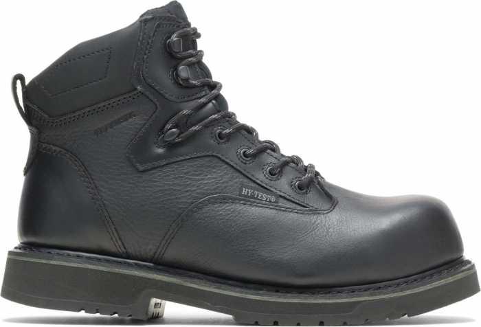 HYTEST 13890 Black Composite Toe, EH, Waterproof Unisex 6 Inch Boot