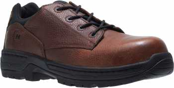 HyTest 27031 Women's, Brown, Nano Toe, EH Oxford