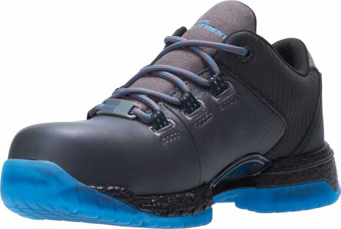 HYTEST FootRests 2.0 27082 XERGY, Women's, Grey/Blue, Nano Toe, EH Trainer