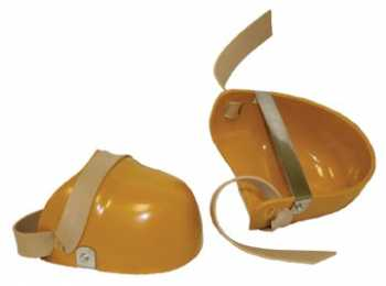 Osborn Manufacturing Strap On Toe Caps Provide Over The Shoe Impact And Compression Protection