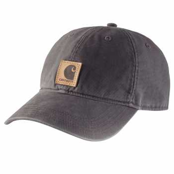 Carhartt Black Odessa Cap for Men