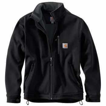 Carhartt Black Crowley Jacket for Men (Plus Sizes)