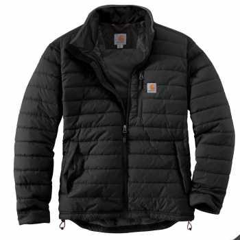 Carhartt Black Gilliam Jacket for Men (Plus Sizes)