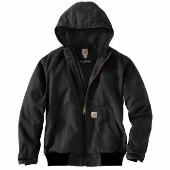 Carhartt Black Full Swing Armstrong Active Jac for Men
