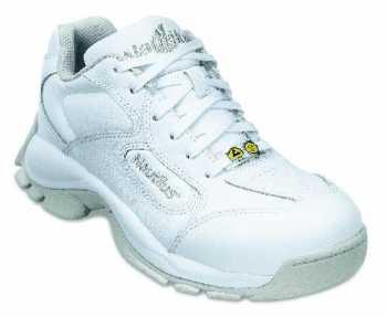 Nautilus 1351 Women's White Static Dissipative, Steel Toe, Low Athletic