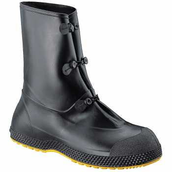 Servus 12 Black PVC Soft Toe Pull Over Boot