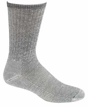 AS271/12PK MENS GRAY FULL CUSHION