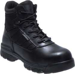 Bates Black 5 Inch Tactical Comp Toe Side Zip Boot