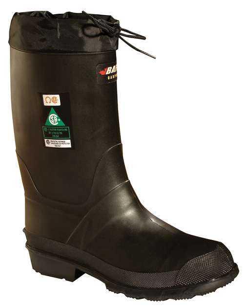 Baffin BAF8574 Refinery, Men's, Black, Steel Toe, EH, PR, Pull On Boot