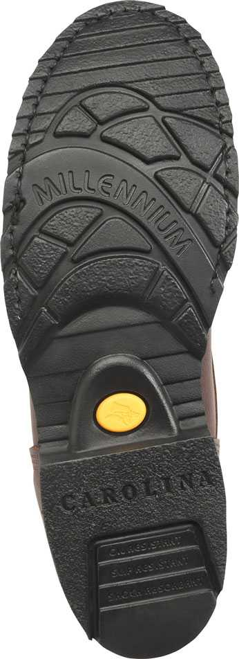 Carolina CA1309 Sarge Lo, Men's, Brown, Steel Toe, EH, 6 Inch Boot, Made In USA