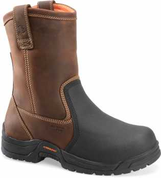 Carolina CA4582 Well X, Men's, Brown, Comp Toe, EH, Mt Wellington