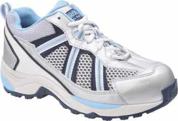 Carolina CA9501 Women's, White, Aluminum Toe, SD, Low Athletic