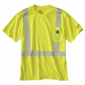 Carhartt Bright Lime Force™ High Visibility Class 2 T-Shirt
