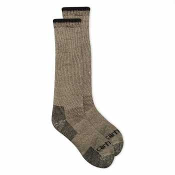 Carhartt Brown Cold Weather Boot Sock