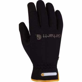 Carhartt Black Work Flex High Dexterity Glove for Men