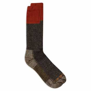 Carhartt Rust Cold Weather Boot Sock for Men