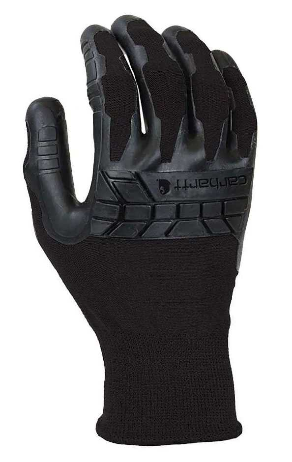 Carhartt Black Knuckler C-Grip Glove for Men