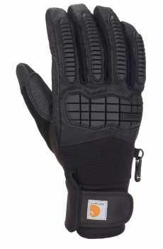 Carhartt Black Winter Ballistic Insulated Glove for Men