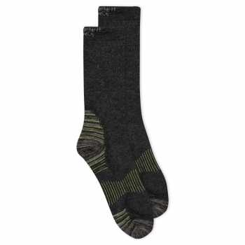 Carhartt Force Green Cold Weather Sock 2-Pack for Men