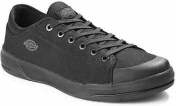 Dickies DIA4NNTB16 Supa Dupa, Men's, Black, Soft Toe, Slip Resistant, Low Athletic