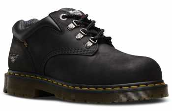 Dr. Martens DMR23121001 Hylow, Unisex, Black, Steel Toe, SD Oxford