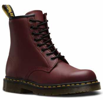 Dr. Martens DMR24382600 Unisex, Red Cherry, EH, Slip Resistant, 6 Inch Boot