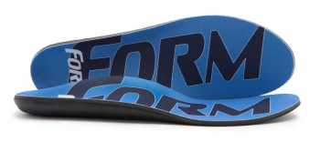 Form Maximum Insole With Maximum Arch Support And Extra Cushioning