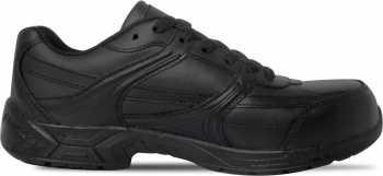 Genuine Grip GGM1011 Unisex, Black, Steel Toe, Slip Resistant, Low Athletic