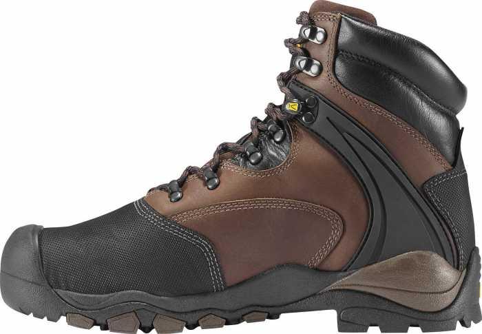 KEEN Utility KN1007969 Louisville, Men's, Slate Black, Steel Toe, EH, Mt, WP, 6 Inch