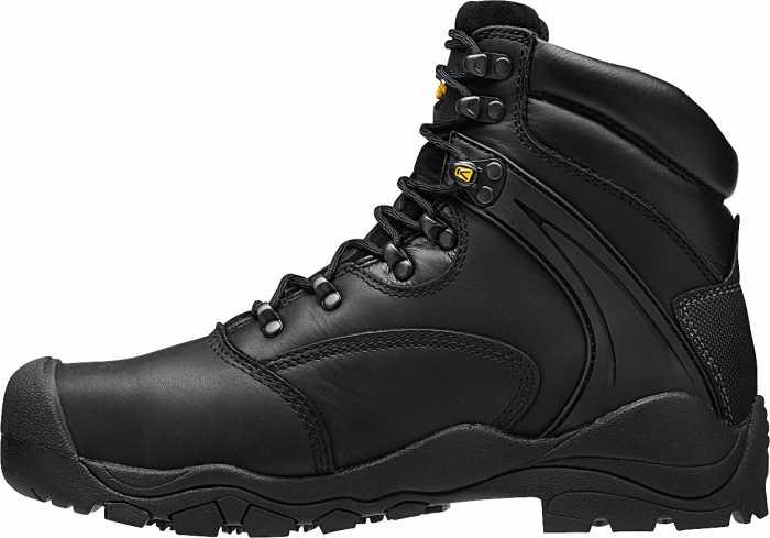 KEEN Utility KN1011357 Louisville Black Steel Toe, EH, Waterproof, Men's Hiker