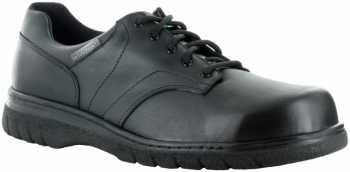 Mellow Walk MW500089 Jack, Men's, Black, Steel Toe, EH, PR, X-Wide Oxford