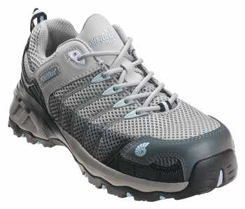 Nautilus 1751 Women's Gray Slip Resistant Composite Toe Hiker