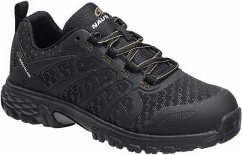 Nautilus N4661 Stratus, Women's, Black, Soft Toe, SD Slip Resistant Athletic