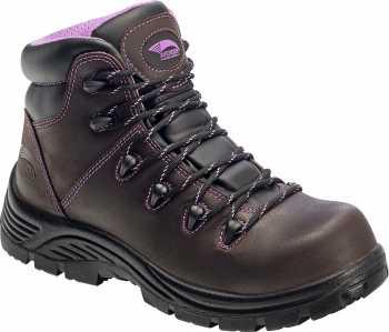 Nautilus/Avenger N7123 Framer, Women's, Brown, Comp Toe, EH, PR, WP Hiker