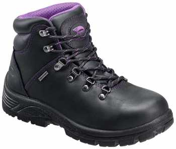 Nautilus/Avenger N7124 Women's, Black, Steel Toe, EH, Waterproof Hiker