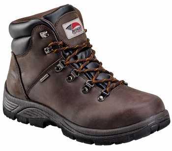 Nautilus N7225 Avenger, Men's, Brown, Steel Toe, EH, Waterproof Hiker