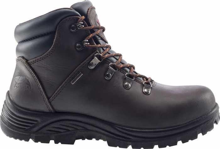Avenger N7225 Men's, Brown, Steel Toe, EH, Waterproof Hiker