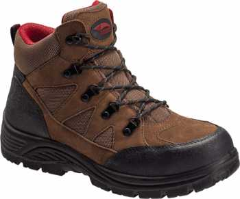 Nautilus/Avenger N7242 Men's, Brown, Steel Toe, EH, 6 Inch Boot