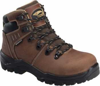 Nautilus/Avenger N7451 Foundation, Women's, Brown, Carbon Toe, EH, PR, WP Hiker