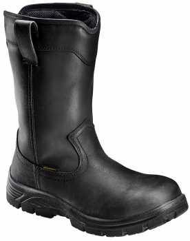 Nautilus/Avenger N7847 Men's, Black, Comp Toe, EH, WP, Pull On Boot