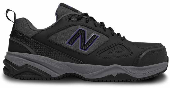 New Balance NBWID627R2 Women's, Black, Steel Toe, SD Athletic