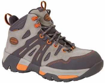 Oliver OL21113 Women's Tan/Orange, Steel Toe, EH, PR Hiker