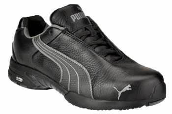Puma PU642855 Safety Velocity Low ST, Black, Steel Toe, SD Women's Athletic Oxford