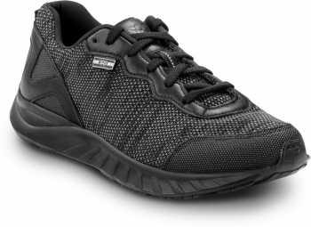 SAS SAS3776860 Verhen, Women's, Asphalt, Soft Toe, Slip Resistant, Low Athletic