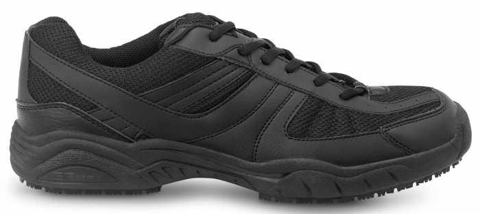 SR Max SRM1600 Austin, Men's, Black, Athletic Style Slip Resistant Soft Toe Work Shoe